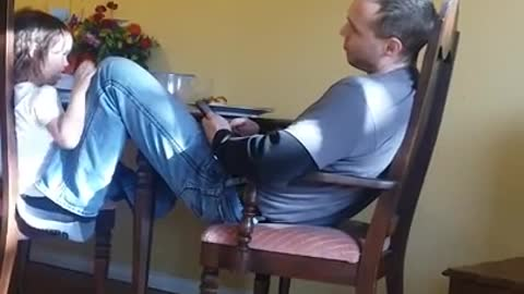 Wife's Hidden Camera Get's Her Abusive Husband On Camera