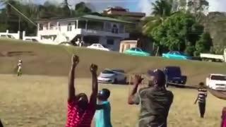 Funny kite video