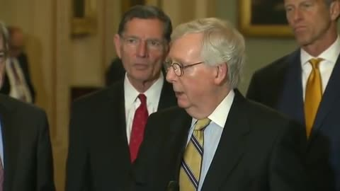 McConnell: GOP Will Block Schumer's Infrastructure Push Tomorrow