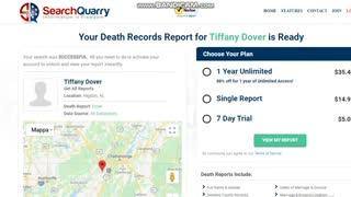 Infermiera Tiffany Dover di Highton Alabama