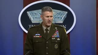Pentagon officials hold briefing amid ongoing Afghanistan crisis.