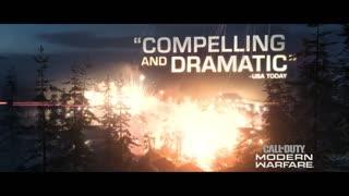 Call of Duty Modern Warfare Official Accolades Trailer