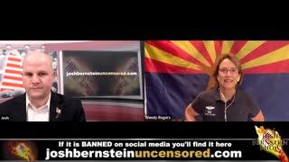 JOSH BERNSTEIN INTERVIEWS ARIZONA SENATOR WENDY ROGERS ON ELECTION INTEGRITY AND AMERICA'S AUDIT