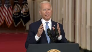 Biden Assures Remaining Americans Stranded in Afghanistan Will Leave Because ..
