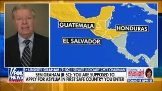 Lindsey Graham drafting legislation to fix immigration laws