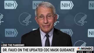 Fauci saying vaccination affords no protection for spread of Delta variant