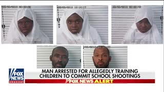 Muslim extremists at New Mexico compound trained kids to shoot up schools