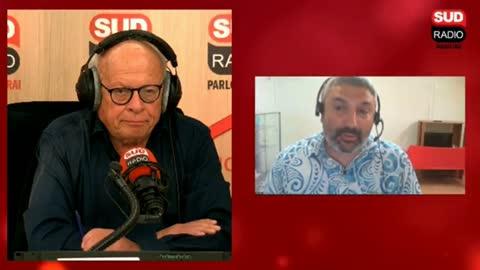 Jean Robin sur Sud Radio à propos de la Polynésie française