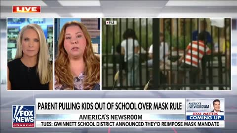 Georgia parent discuss why she decided to pull her child out of school