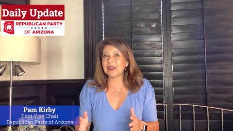 Arizona Forensic Audit Update with Pam Kirby, July 29, 2021