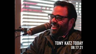 Tony Katz Today Podcast: COVID Data Over Politics