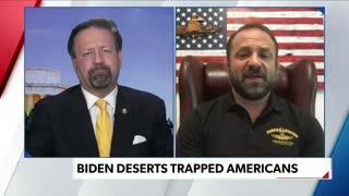 Biden deserts trapped Americans. Chad Robichaux with Sebastian Gorka