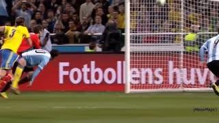 Lionel Messi ● Top 5 Disallowed Goals