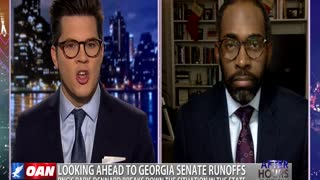 After Hours - OANN What's at Stake in Georgia with Paris Dennard