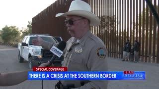 Real America - Dan W/ Sheriff Leon Wilmot (Part 2)