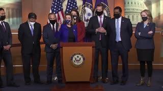 Speaker Nancy Pelosi's Rant to President Trump's Impeachment Acquittal