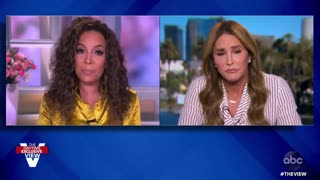 California Gov. Candidate Caitlyn Jenner on The View: Hires former Pres. Trump's 2020 campaign Team