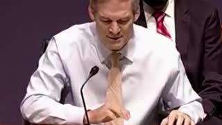 Jim Jordan SHREDS Biden's FBI Chief for Curtailing American Liberties