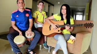 Colombianos en India piden ayudar para regresar a casa.