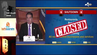 Andrew Cuomo callously tells restaurants to be grateful