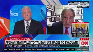 Leon Panetta on Afghanistan withdrawal