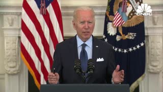 Joe Biden outlines steps to make it easier than ever to get vaccinated