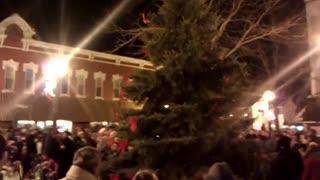 2014 Canal Fulton Christmas Tree Lighting
