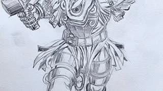 Drawing Comic Books