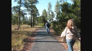Family Time: 2011 Arizona Oct 8-10 Pinetop White Mountains (Part 2)