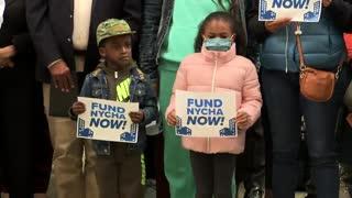 Sen. Chuck Schumer: We Need $80 billion not $40 billion from President Biden for public housing