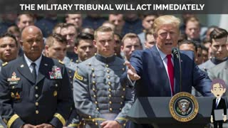 Bring in the Military Tribunals NOW