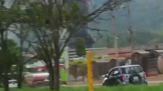 Video: explosión en bodegas de chimitá