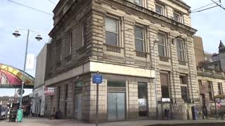 Sheffield city centre lockdown part 1 Saturday