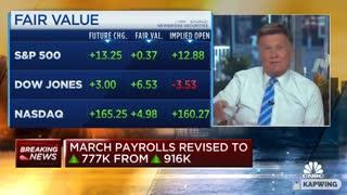 Biden's Economy Adds 226k Jobs vs. 1 Million Expected in April