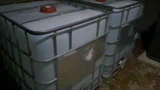Prepping: Water Storage in Arizona