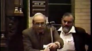 Rabbi Meir Kahane - Young Israel of Far Rockaway - April 22, 1988