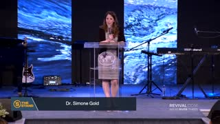 Dr. Simone Gold Shares Important Information