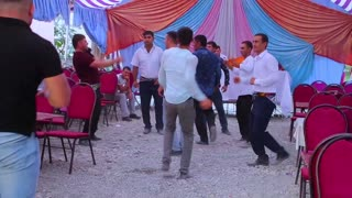 Dance wedding