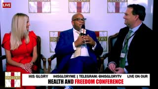 Dr. Aaron Lewis: Health and Freedom Conference Tulsa Day 1