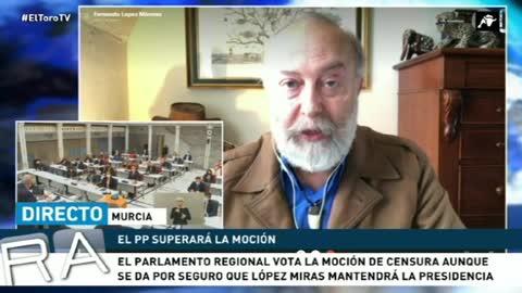 Biólogo español López Mirones denuncia las PCR