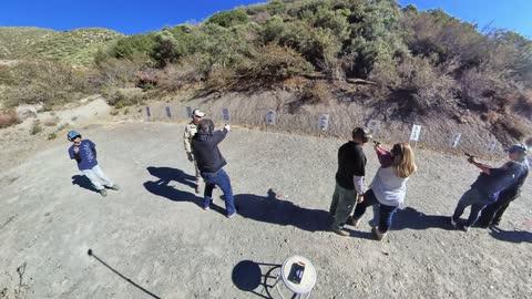 Beginning Pistol & Shotgun Class - 11/14/2020
