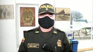 Policía sobre caso de intolerancia con turista en Cartagena