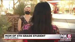 Mother Says Teacher Taped Face Masks to 4th Graders' Faces