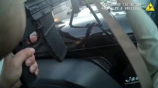 BODYCAM: Las Vegas Police Exchange Gunfire With Drunk Suspect