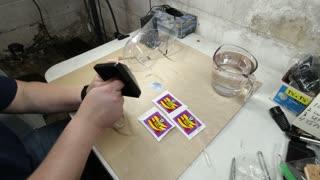 San Francisco Bay Brand Brine Shrimp Hatchery Kit Setup!