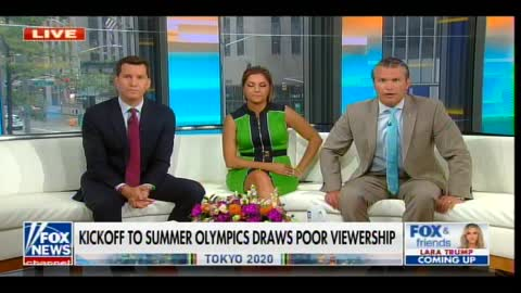 Get Woke, Go Broke: Olympic Ratings with Activist Athletes Hits 33 Year Low (VIDEO)