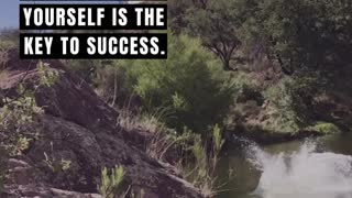 Motivational - Believe In Yourself Is the Key to Success