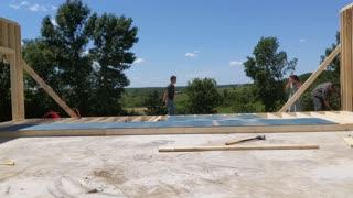 Building a garage part 1