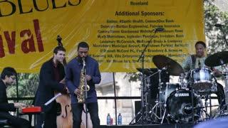 2014-08-16 Winward Harper Morristown Jazz and Blues Festival