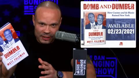 Dan Bongino: You Don't Want to Miss This Book